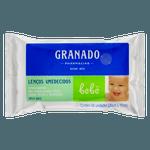 Lenços Umedecidos Bebê Erva Doce 50 unidades 20cmx15cm