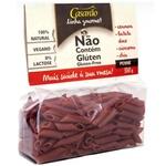 Macarrão de Arroz Penne Cenoura, Batata Doce, Cúrcuma e Pimenta Chilli 300g