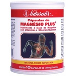 Magnésio Plus 100caps x 1200mg