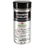 Magnésio Quelato 60 cápsulas 36g