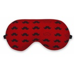 Máscara para Dormir com Ervas Aromaticas Lavanda 9cmx18cm