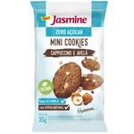 Mini Cookies Cappuccino e Avelã Zero Açúcar Display 12x35g
