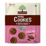 Cookies Integral Orgânico Castanha do Pará e Cacau 120g
