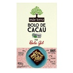 Bolo Orgânico Cacau + Babaçu + Licuri Integral Bela Gil 400g