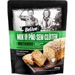 Mix Para Pão Multigrãos Sem Glúten 300g