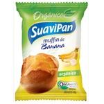Muffin de Banana Orgânico Display 12 x 40g