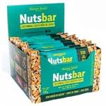 Nuts Bar Castanhas, Coco e Nibs de Cacau Display 12x25g