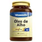 Óleo de Alho (Garlic Oil) 60caps x 250mg