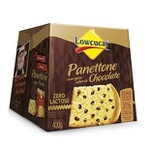 Panettone Gotas de Chocolate Zero 400g
