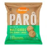 Parô Snack Multigrãos Chia, Quinoa e Linhaça 40g