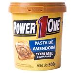Pasta de Amendoim com Mel e Guaraná 500g