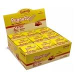 Paçoca Peanuts Mais Zero Açúcar Display 27x17g