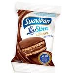 Alfajor com Recheio de Chocolate ao Leite Zero Açúcar Display 12 x 25g