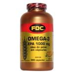 Óleo de Peixe Ômega3 EPA 360caps x 1000mg