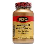 Omega 3 EPA 140 cápsulasx1000 mg