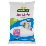 Sal Light Iodado Moído 500g