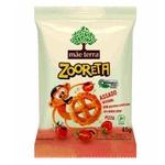 Salgadinho Zooreta Orgânico Integral Sabor Pizza 45g