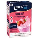 Shake Morango com Whey Protein e Colágeno Zero Açúcar 330g