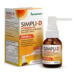 Simpli-D Vitamina D3 2000UI Spray 20ml