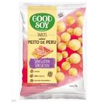 Snacks Sabor Peito de Peru 25g