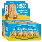 Soft Cookie Castanhas com Chocolate Veg Display 21x18g