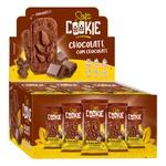 Soft Cookie Chocolate com Chocolate Veg Display 21x18g