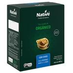 Talharim Orgânico Com Ovos 400g