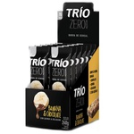 Trio Banana com Chocolate Zero Display 12x20g