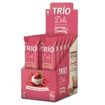 Trio Deli Morango Chantilly Display 12x25g