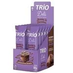 Trio Deli Mousse de Chocolate Display 12x25g