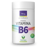 Vitamina B6 Piridroxina 60comp x 1,3mg