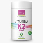 Vitamina K2 MK-7 60 comprimidos x 65mcg