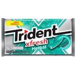Trident Herbal Fresh 21un