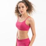Top Fit Feminino Esportivo - Top Faixa Pink