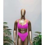 Conjunto Bahamas Com Hot Pants Rosa ( Mônaco )