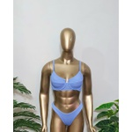 Conjunto Bahamas Azul Bebê ( Drape )