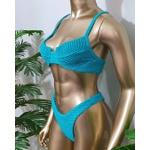 Conjunto Bahamas Azul Celeste ( Mônaco)
