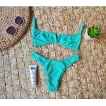 Conjunto Ibiza Verde Canelado