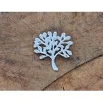 Pingente Prata Árvore da vida
