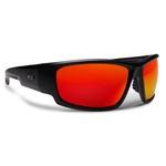 Óculos Black Monster 3x Vermelho