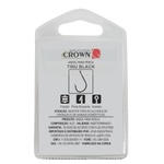 Anzol Crown Iseama Sure Black - Sem Farpa Ideal para pesqueiros