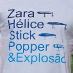 Camiseta Focanapesca Explosão
