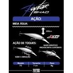 Isca Marine Sports Raptor Shad 70 7cm 8g Cor N1