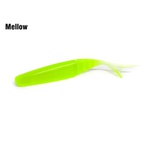 Isca Monster 3x M-action 15 - 15cm Cor Mellow c/ 3 unid. + 1 anzol offset 8/0