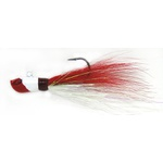 Isca Yara Killer Jig 2/0 10g Cor Cabeça Vermelha