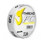 Linha Fluorcarbon Leader Daiwa J-Thread - 50m