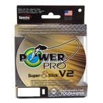 LINHA MULTIFILAMENTO POWER PRO SUPER 8 SLICK V2 150 YDS (135m) - Verde Musgo