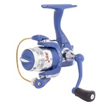 Molinete Maruri Joker Milo Micro 4 rolamentos - Ideal para Pescarias Ultra Light - Azul