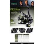 Molinete Maruri By Nakamura Midgard 2000 6 rolamentos Freio 2,5kg Peso 248g Cap. Linha 0,20mm/300m