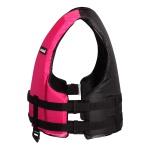 Colete Salva Vidas Jogá Wave para 20kg - Cor Rosa